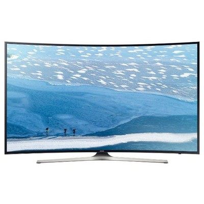 """Samsung 49KU7350 49"""" 4K UHD Curved Smart LED TV"""