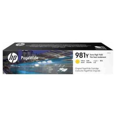 HP L0r15a (981y) Sarı Ekstra Yüksek 0li Pagewıde Mürekkep Kartuşu 16.000 Sayfa Toner