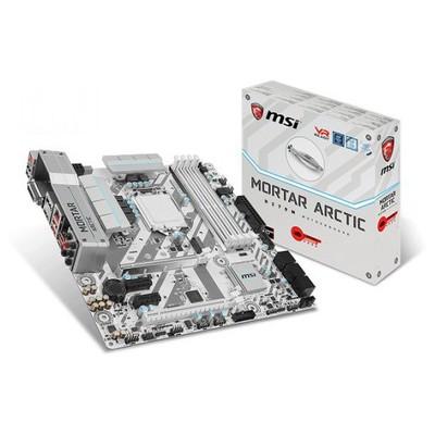 MSI H270M Mortar Arctic Intel Anakart