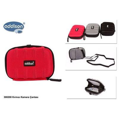 Addison 300200-k 300200 Kırmızı Kamera Çantası Kamera Aksesuarı