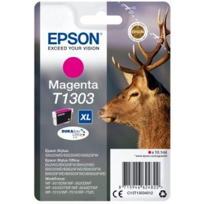 Epson  C13t13034022 Magenta Kartus 10 1 Ml-xl