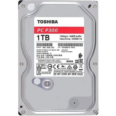Toshiba  P300 1TB High-Performance Hard Disk (HDWD110UZSVA)