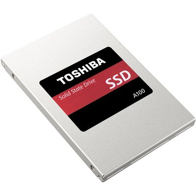 Toshiba 240gb A100 SSD (THN-S101Z2400E8)