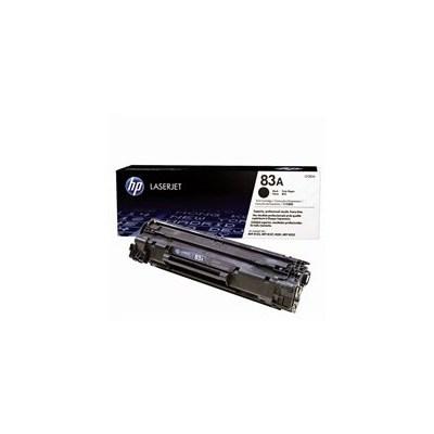 HP Cf283af (83a) Siyah 2lı Paket Toner 1.500 Sayfa