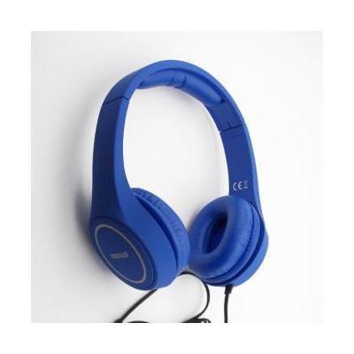 Maxell Mxh-hp500 Play Headphone Mavi 303636.00.cn Kafa Bantlı Kulaklık