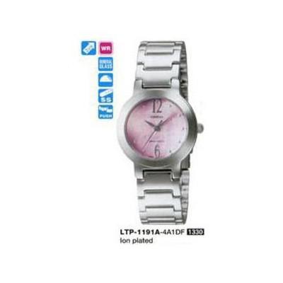 Casio LTP-1191A-4A1DF Kadın Kol Saati