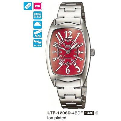 Casio Ltp-1208d-4bdf Kadın Kol Saati