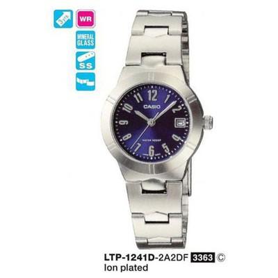 Casio  LTP-1241D-2A2DF BAYAN KOL SAATİ