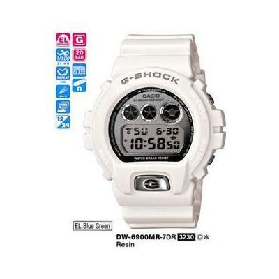 Casio Dw-6900mr-7er Erkek Kol Saati