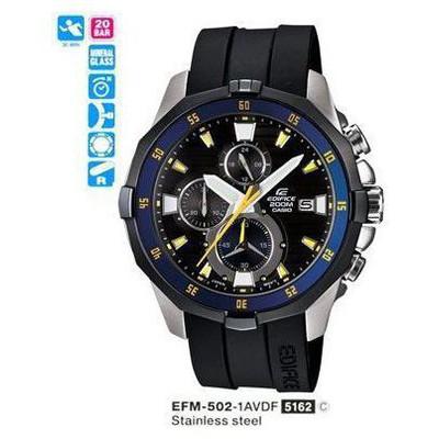 Casio EFM-502-1AVEF Erkek Kol Saati