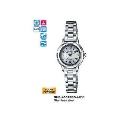 Casio SHE-4502SBD-7ADR Kadın Kol Saati