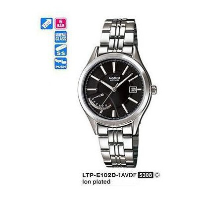 Casio Ltp-e102d-1avdf Kadın Kol Saati