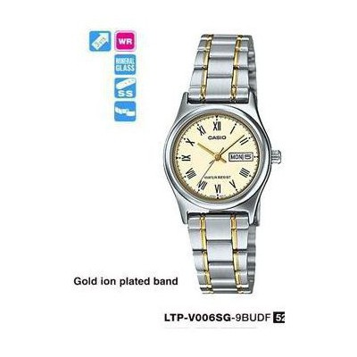 Casio LTP-V006SG-9BUDF Kadın Kol Saati