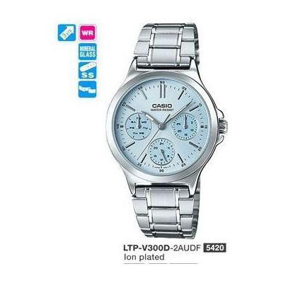 Casio LTP-V300D-2AUDF Kadın Kol Saati