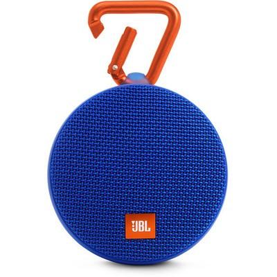 JBL Clip 2 Taşınabilir Bluetooth Speaker - Mavi