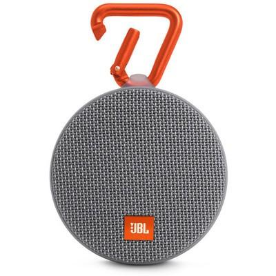 JBL Clip 2 Taşınabilir Bluetooth Speaker - Gri