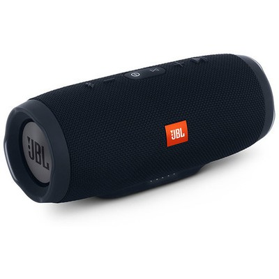 JBL Charge 3 Taşınabilir Bluetooth Speaker - Siyah