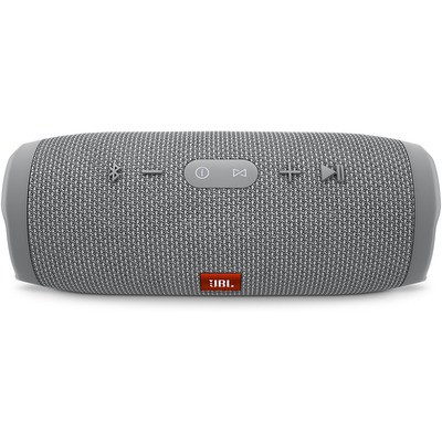 JBL Charge 3 Taşınabilir Bluetooth Speaker - Gri