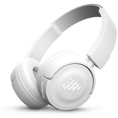 JBL T450BT Wireless Kulaklık, CT, OE, Beyaz Kafa Bantlı Kulaklık