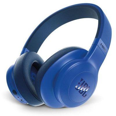JBL E55BT Kablosuz Kulaklık, CT, OE, Mavi Bluetooth Kulaklık
