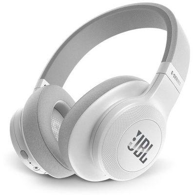 JBL E55BT Kablosuz Kulaklık, CT, OE, Beyaz Bluetooth Kulaklık