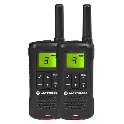 Motorola TLKR-T61 El i (PMR) 0 Ve Şarj Dahil ikili Set Telsiz