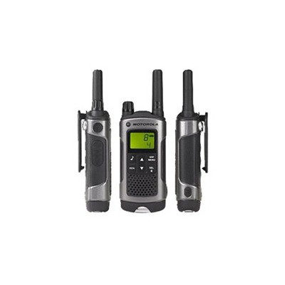 Motorola TLKRT-T80 10 km Görüşme Mesafeli El i 2 li set 0 Ve Şarj Dahil Telsiz