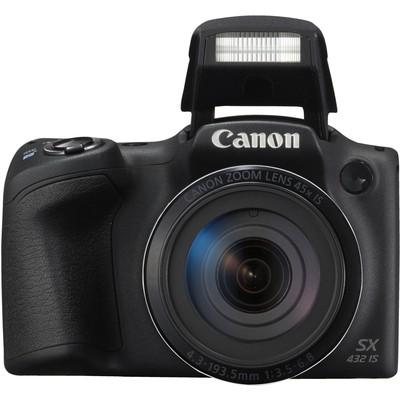 Canon  D.CAMERA POWERSHOT SX430 IS BK