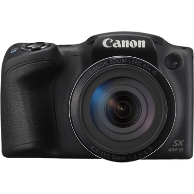 Canon D.CAMERA POWERSHOT SX430 IS BK Fotoğraf Makinesi