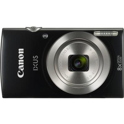 "Canon Digital IXUS 185 Kompakt kamera 20MP 1/2.3"" CCD 5152 x 3864 Piksel Siyah Fotoğraf Makinesi"