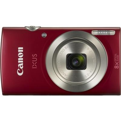 Canon Digital IXUS 185 20MP Fotoğraf Makinesi - Kırmızı