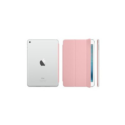 Apple Ipad Mini 4 Için Smart Cover - Pembe Tablet Kılıfı
