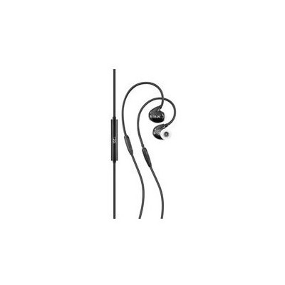 RHA T20i Black Earphones With Remote (wp) Kulak İçi Kulaklık