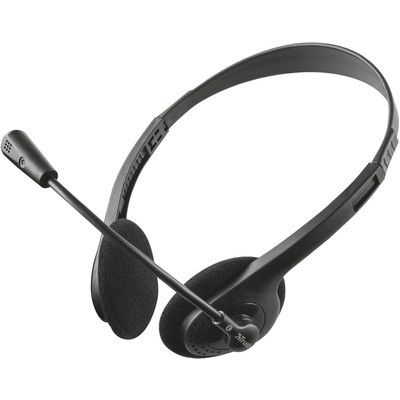 Trust 21517 Ziva Chat Headset Kafa Bantlı Kulaklık