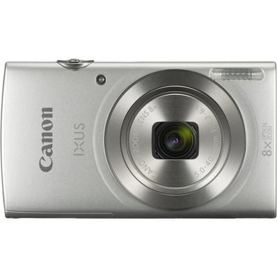 Canon 4549292083200 Canon Ixus 185 Dijital Kompak  Gümüş Fotoğraf Makinesi
