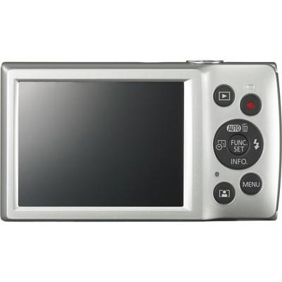 Canon Digital IXUS 185 Kompakt  - Gümüş Fotoğraf Makinesi