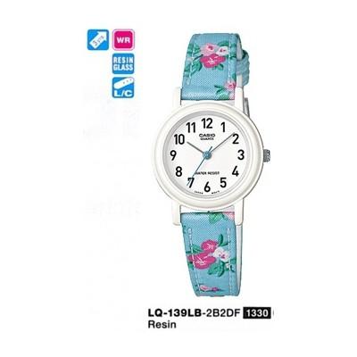 Casio LQ-139LB-2B2DF Kadın Kol Saati