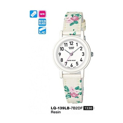 Casio Lq-139lb-7b2df Kadın Kol Saati