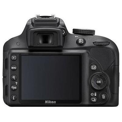 """Nikon 18208946167 NIKON D3300 18-55 AF-P NON VR II 24.2 MP 3"""" LCD EKRA SLR Fotoğraf Makinesi"""