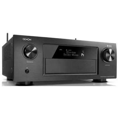 Denon Avr-x 4300 H A/v Amplifikatör Amfi / Amplifikatör