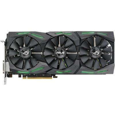 Asus ROG Strix GeForce GTX 1080 Ti OC 11G Ekran Kartı