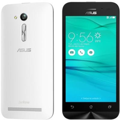 Asus ZenFone Go 2 Cep Telefonu - Beyaz (ZB500KL)