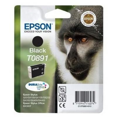 Epson T089 Siyah Kartuş