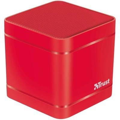 Trust 21700 Kubo Bluetooth Speaker - Kırmızı