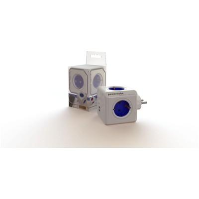 Pratigo Pr1202 Pratigo Powercube Akım Korumalı 4'lü Topraklı Priz Ve 2 Usb Port Akım Korumalı Priz