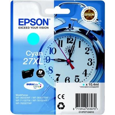 Epson 27XL DURABrite Ultra Mavi Kartuş (C13T27124012)