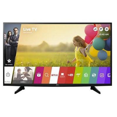 LG 49uh610n 49ınch (124cm) Ultra Hd (4k) Smart Led Tv Televizyon