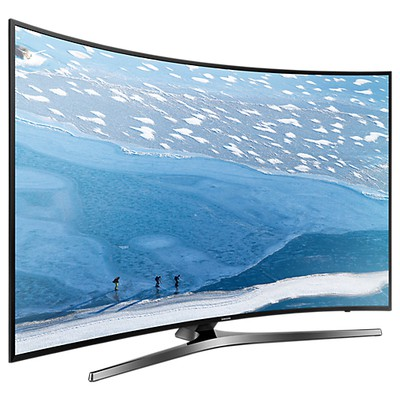 Samsung 55ku7500 55ınch (140cm) Curved 4k Ultra Hd Uydu Alıcılı Smart Led Tv Televizyon