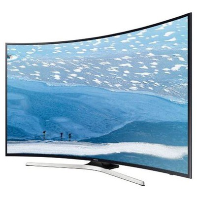 Samsung 55ku7350 55ınch (140cm) Curved 4k Ultra Hd Uydu Alıcılı Smart Led Tv Televizyon