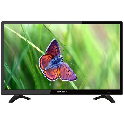 Axen 24inch Traxledm024118700 Mtr Hd Led Tv Siyah Televizyon